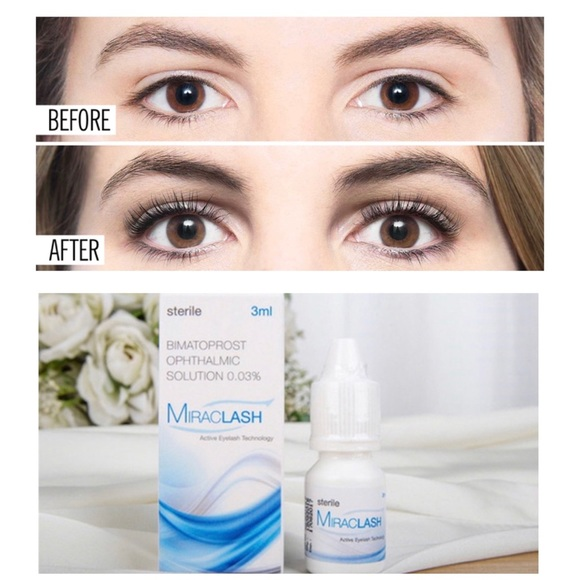 54471424bb3 Miraclash Makeup | Eyelash Eyebrow Growth Serum 3 Ml | Poshmark